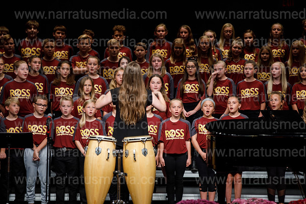 Middle School Fall Concert Series