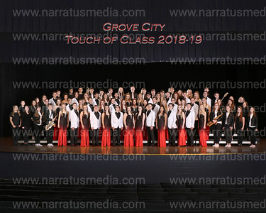 Grove City HS Touch of Class