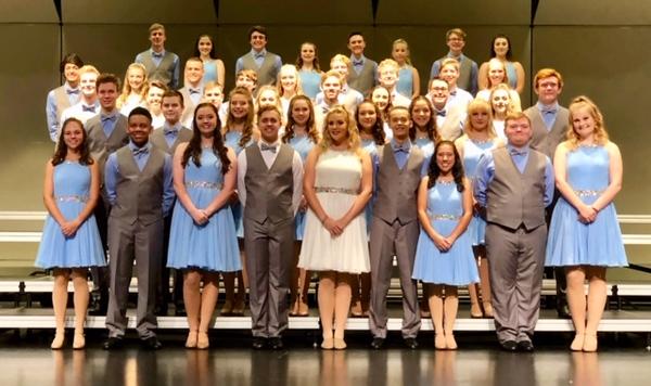 Lebanon HS Singers