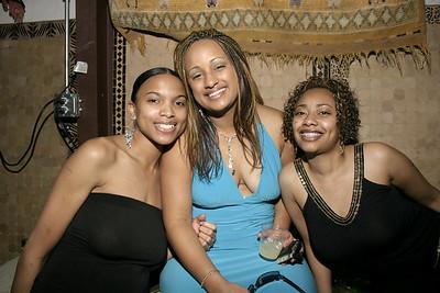 Jamila West, Tiara Sherrod, Rene Knight