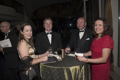 Rebecca & Rob Harrison, Otis & Debra Holifield