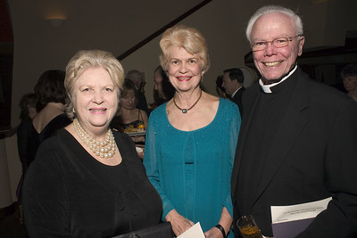 Kate Rivers, Barbara Montelbano, Father Ed Abell