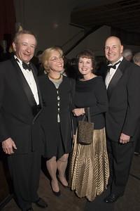 Joe & Brigitte Laki, Gloria & Frank Kalman