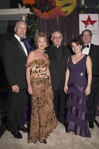 Dr. Robert & Marianne Ivany, Archbishop Joseph A. Fiorenza, Lucia & Michael Cordua