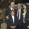 Kevin & Elaine O'Leary, Nino Shbeeb (co-owner of Lexis Florist), Mira Shbeeb