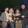 Drew & Janet Lamonte, Mary & Mark Rothwell