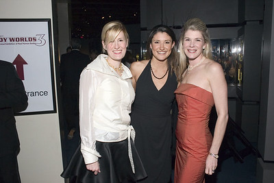 Kate Lykes, Claudia Holmes, Sage Gortmaker