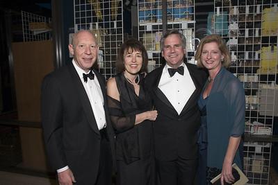 Mayor Bill White, Andrea White, Bill & Virginia Lahourcade