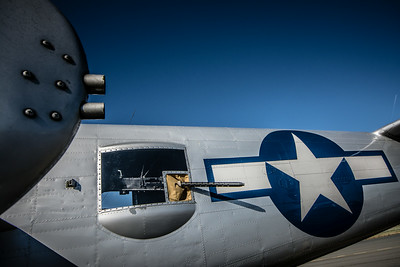 B-25 Maid in the Shade in Victoria, 2014