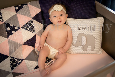 Baby E @ 2 months