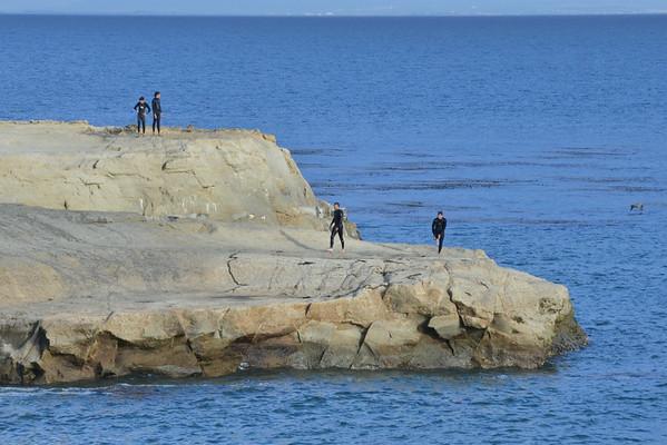 July20 - Cliff Divers Santa Cruz