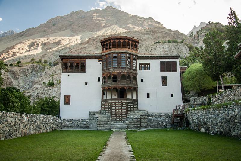 Khaplu Fort, Baltistan