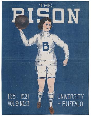 Bison, Feb. 1921