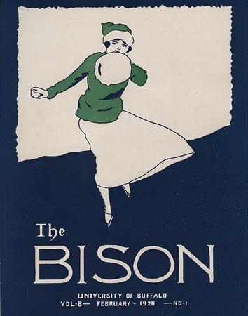 Bison, Feb. 1920