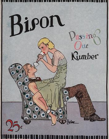Bison, Mar. 1929