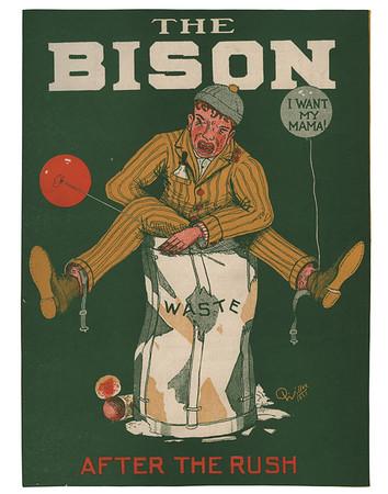 Bison, Nov. 1921