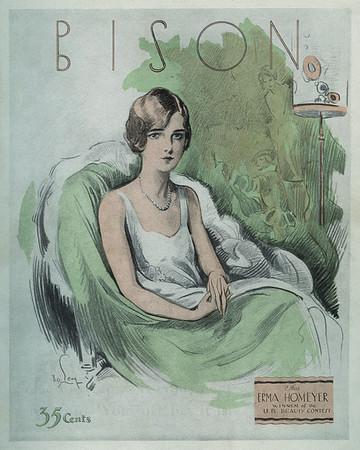 Bison, Mar. 1928