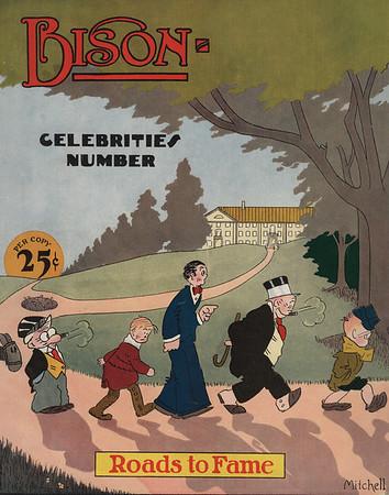 Bison, Mar. 1927