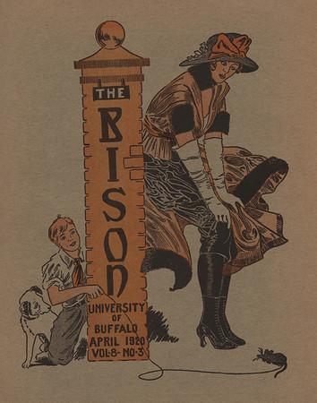 Bison, Apr. 1920