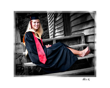 """""""Casual Grad"""" Elite Collection Series Available in Limited Sizes Also Available as Download"""