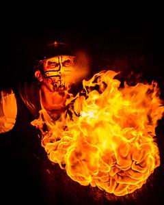 Blood Drums - Fireball