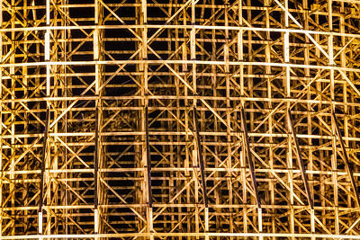 Mean Streak Structure at NIght