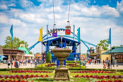 Cedar Point Midway