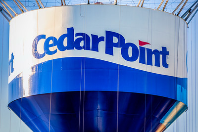 Cedar Point Water Tower