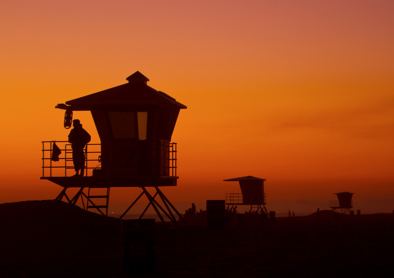 End of the Shift in Huntington Beach
