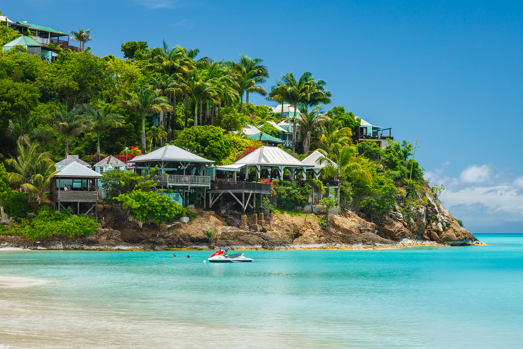 Jolly Beach Resort, Antigua