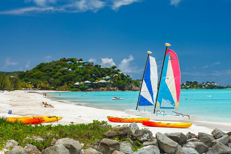 Jolly Beach Resort, Antigua