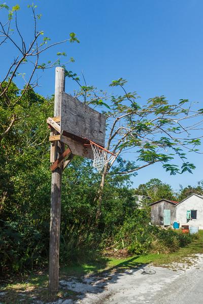 Homemade hoops