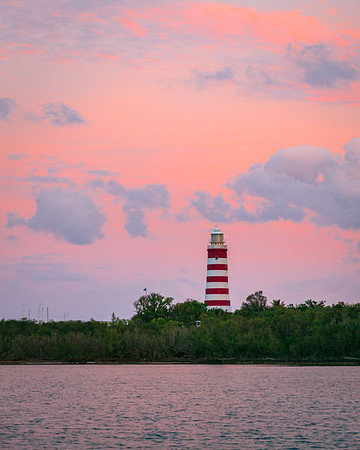 Elbow Cay Reef Lighthouse