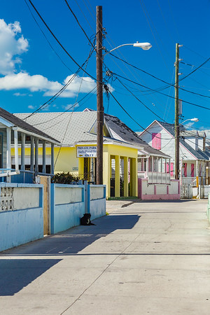 Streets of New Plymouth, Green Turtle Cay.