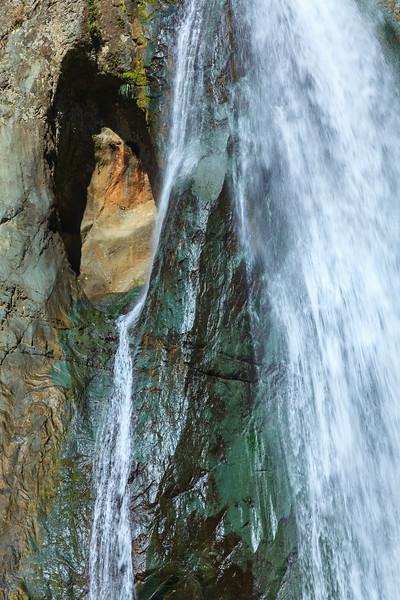 Salto de Jimenoa I, one of Jarabacoa's famous waterfalls