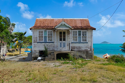 Another old 18th-century house in Windward.