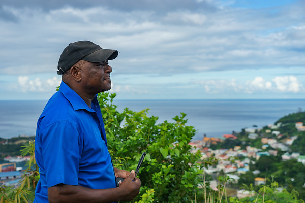 Cutty providing some insight into Grenada.