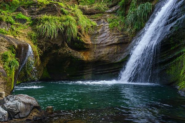 Concord Falls, Grenada.