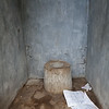 One of the latrines at the school in La Hatte, in desperate need of cleaning. Latrines & toilets are a rare find on Ile A Vache.