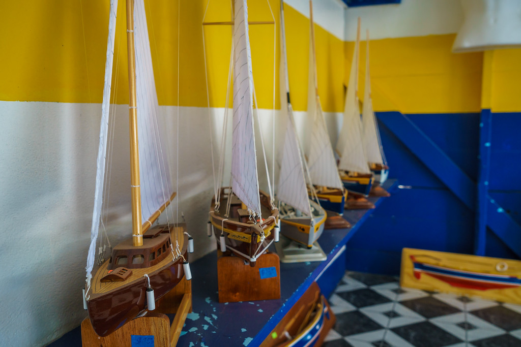 Bequia's model boat tradition