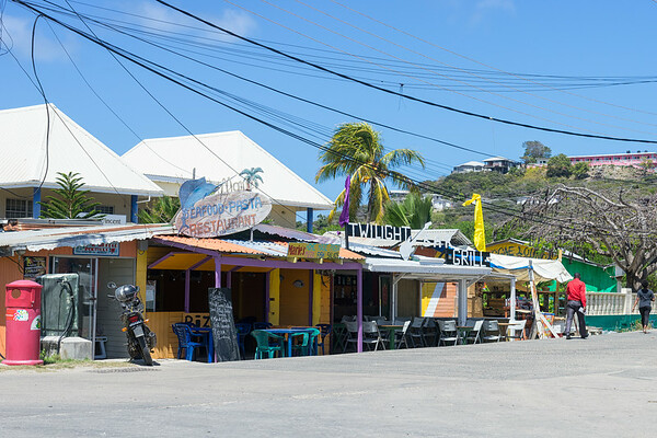 Streets of Clifton, Union Island