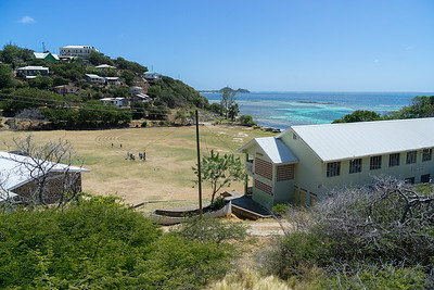 Clifton schools, Union Island