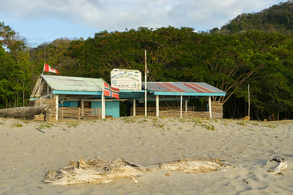 Shark Attack Restaurant and Hide Out in Chatham Bay