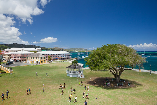 Games in D Hamilton Jackson Park, Christiansted