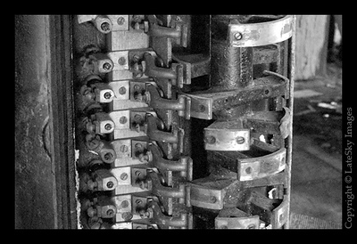 036BW Switch (Close)
