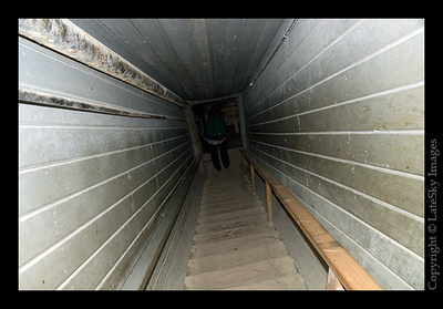 101 Interior Stairway
