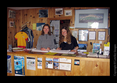 M191 Wrangell Mountain Air Office