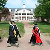 2009 Undergraduate Commencement. Photo by Bruce Lyndes