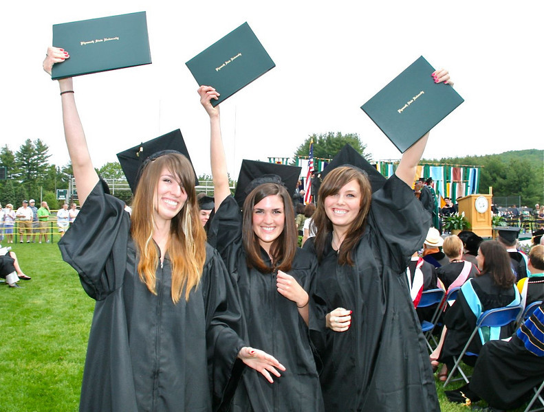 2010 Undergraduate Commencement.