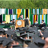 2010 Undergraduate Commencement. Photo by John Hession.